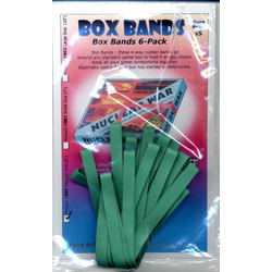 Box Bands: Regular Size (6st)