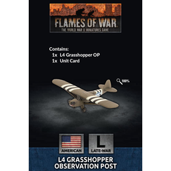 American L4 Grasshopper Observation Post