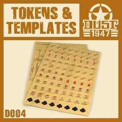 Dust 1947: Token Set
