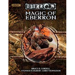 D&D 3.0: Eberron - Magic of Eberron