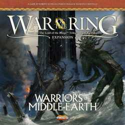War of the Ring 2nd ed: Warriors of Middle-Earth