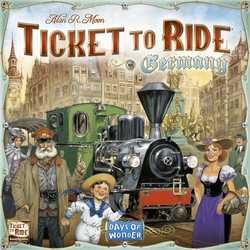 Ticket to Ride: Germany (eng. regler)