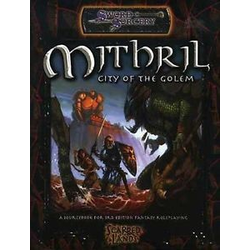 Scarred Lands: Mithril: City of the Golem