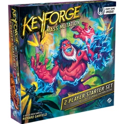 KeyForge: Mass Mutation Two-Player Starter