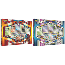 Pokemon TCG: Mythical Collection Box Volcanion