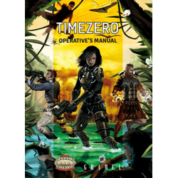 Savage Worlds RPG: Timezero