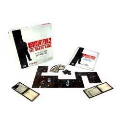 Resident Evil 2: The Board Game – 4th Survivor