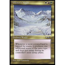 Magic löskort: Alliances: Winter's Night
