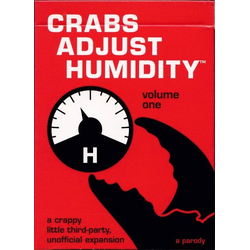 Cards Against Humanity: Crabs Adjust Humidity vol 1