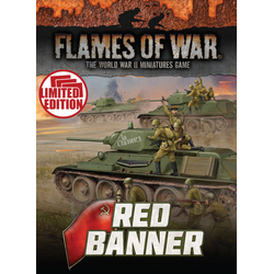 Flames of War: Red Banner Unit Cards