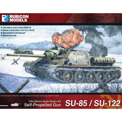 Rubicon: Soviet SU-85/SU-122 Self Propelled Gun