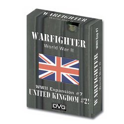 Warfighter WWII: Expansion 7 - United Kingdom 2
