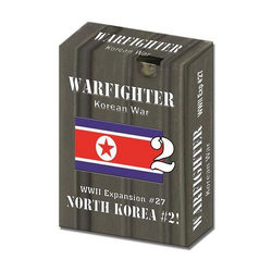 Warfighter WWII: Expansion 27 - North Korea 2