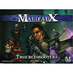 Ironside Crew (M2E) - Troubleshooters