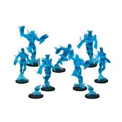 DreadBall: Glamkbek Ghosts - Ada-Lorana Team