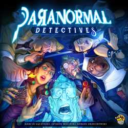 Paranormal Detectives + launch promos