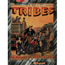 Cyberpunk 2020 (2nd ed): Neotribes - The Nomads of North America