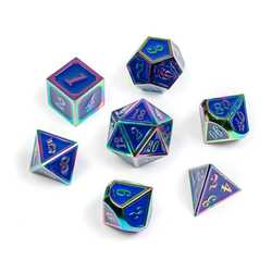 Rainbow Series: Royal Blue 7-die set