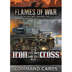 Flames of War: Iron Cross Command Cards