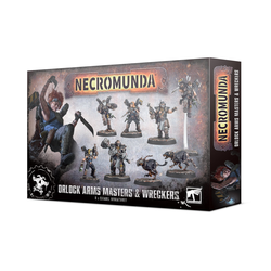 Necromunda: Orlock Arms Master and Wreckers