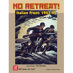 No Retreat 4: The Italian Front (sleevat)