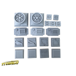 Industrial Hive: Ventilation Set