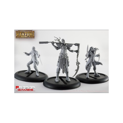 Mutant Chronicles RPG: Dark Legion Model Set