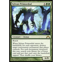 Magic löskort: Gatecrash: Sylvan Primordial