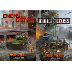 Flames of War: Iron Cross & Enemy at the Gates Bundle