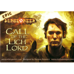 Dungeoneer Epic: Call of the Lichlord