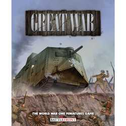 Flames of War: Great War (2:nd Ed.)