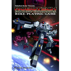 Robotech RPG: The Shadow Chronicles Role-Playing Game