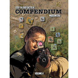 Lock 'n Load Tactical: Compendium Volume 4 Modern Era