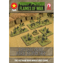 Vietnamese Local Force Divisional Fire Support