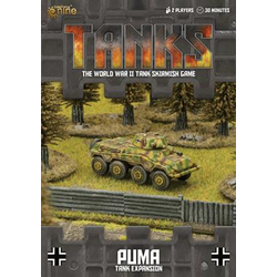TANKS: German Puma Tank