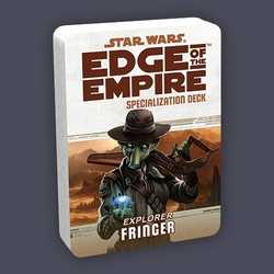 Star Wars: Edge of the Empire: Specialization Deck - Explorer Fringer