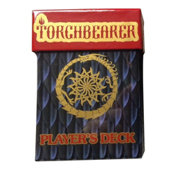 Burning Wheel: Torchbearer Player's Deck