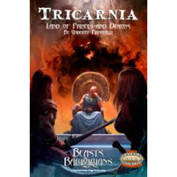 Savage Worlds RPG: Tricarnia Land of Princes and Demons