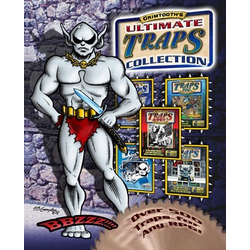 Grimtooth's Ultimate Traps Collection (Hardback)