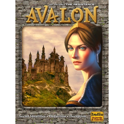The Resistance: Avalon (sv. regler)