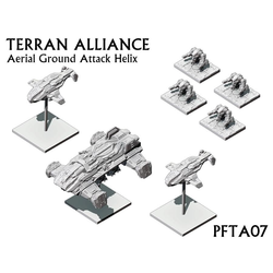 Firestorm Planetfall - Terran Alliance Ground Attack Helix