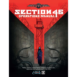 World War Cthulhu: Section 46