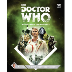 Doctor Who: The Fifth Doctor Sourcebook