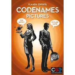 Codenames Pictures (eng. regler)