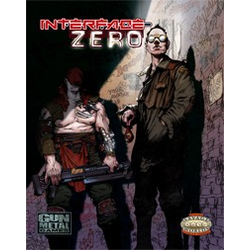 Interface Zero 2.0 (Savage Worlds ed)