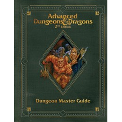 Dungeons & Dragons Dungeon Master's Guide 2.0 Ed Premium