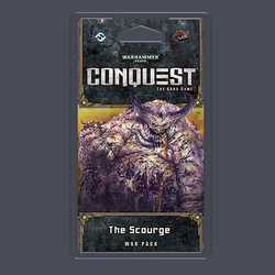 Warhammer 40,000: Conquest LCG – The Scourge