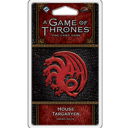 A Game of Thrones LCG (2nd ed): House Targaryen Intro Deck