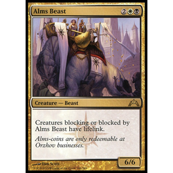 Magic löskort: Gatecrash: Alms Beast