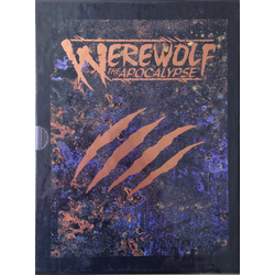 Werewolf: The Apocalypse Revised (Limited Edition)